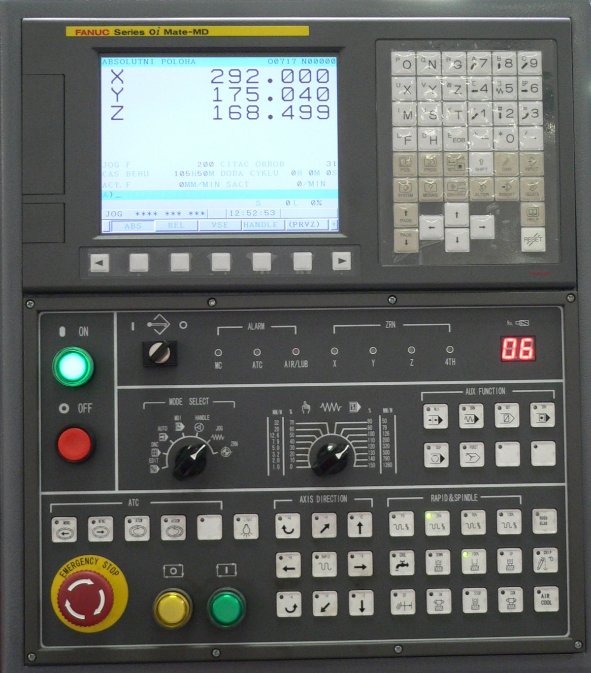 Fanuc 15m Programming Manual